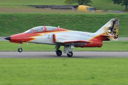 Tomo-Papaさんが、ミリテール・ド・ペイエルヌ飛行場で撮影したスペイン空軍 C-101EB Aviojetの航空フォト(飛行機 写真・画像)