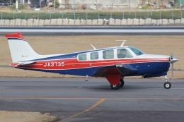 MOR1(新アカウント)さんが、鹿児島空港で撮影した日本法人所有 A36 Bonanza 36の航空フォト(飛行機 写真・画像)