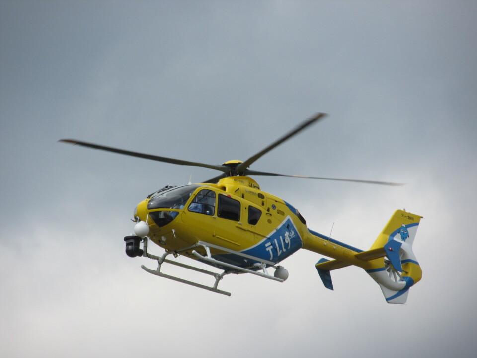 ランチパッドさんの中日本航空 Airbus Helicopters H135 (JA81DH) 航空フォト