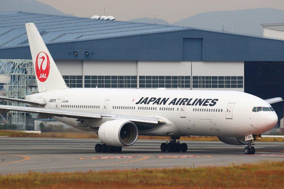 khideさんの日本航空 Boeing 777-200 (JA8979) 航空フォト
