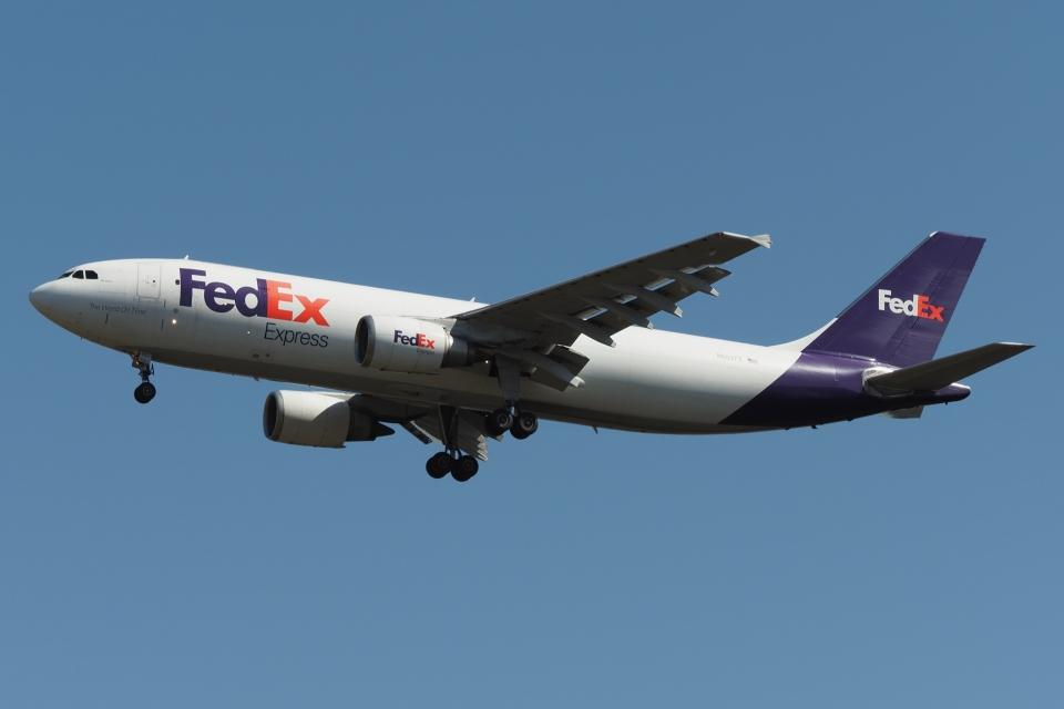 木人さんのフェデックス・エクスプレス Airbus A300-600 (N662FE) 航空フォト