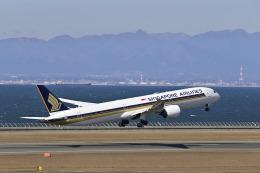 シャークレットさんが、中部国際空港で撮影したシンガポール航空 787-10の航空フォト(飛行機 写真・画像)