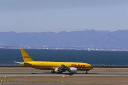 シャークレットさんが、中部国際空港で撮影したカリッタ エア 777-F1Hの航空フォト(飛行機 写真・画像)