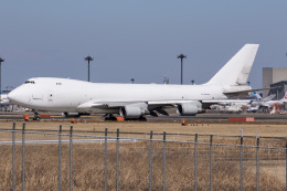 xingyeさんが、成田国際空港で撮影したアトラス航空 747-4KZF/SCDの航空フォト(飛行機 写真・画像)