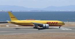 papa✈さんが、中部国際空港で撮影したカリッタ エア 777-F1Hの航空フォト(飛行機 写真・画像)