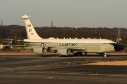 デルタおA330さんが、横田基地で撮影したアメリカ空軍 RC-135W (717-158)の航空フォト(飛行機 写真・画像)