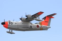 TAK_HND_NRTさんが、岩国空港で撮影した海上自衛隊 US-1Aの航空フォト(飛行機 写真・画像)