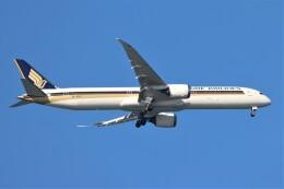 jutenLCFさんが、中部国際空港で撮影したシンガポール航空 787-10の航空フォト(飛行機 写真・画像)
