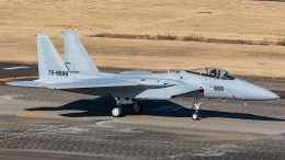 T spotterさんが、名古屋飛行場で撮影した航空自衛隊 F-15J Eagleの航空フォト(飛行機 写真・画像)