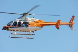 T spotterさんが、名古屋飛行場で撮影した新日本ヘリコプター 407の航空フォト(飛行機 写真・画像)
