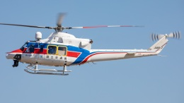 T spotterさんが、名古屋飛行場で撮影した国土交通省 地方整備局 412EPの航空フォト(飛行機 写真・画像)