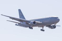 KANTO61さんが、横田基地で撮影したアメリカ空軍 KC-46A Pegasus (767-2LKC)の航空フォト(飛行機 写真・画像)