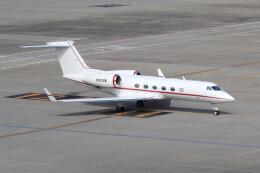 utarou on NRTさんが、羽田空港で撮影したユタ銀行 G650ER (G-VI)の航空フォト(飛行機 写真・画像)
