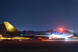 SGR RT 改さんが、成田国際空港で撮影したポーラーエアカーゴ 747-46NF/SCDの航空フォト(飛行機 写真・画像)