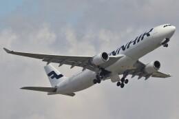 BOEING737MAX-8さんが、成田国際空港で撮影したフィンエアー A330-302Xの航空フォト(飛行機 写真・画像)