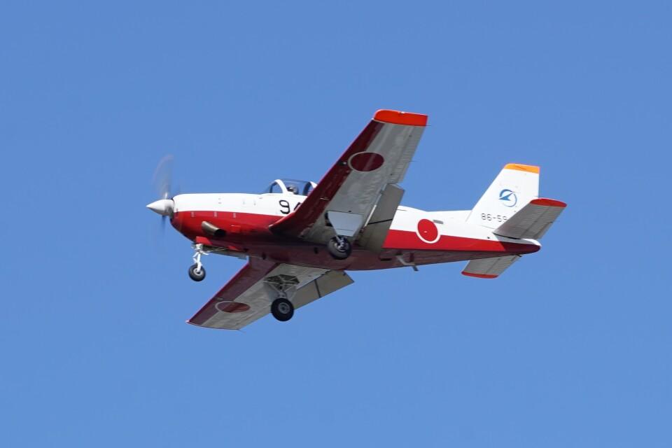 土岐のjunkoさんの航空自衛隊 Fuji T-7 (86-5949) 航空フォト