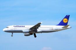 航空フォト:D-AIPM ルフトハンザドイツ航空 A320