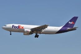 Flying A340さんが、成田国際空港で撮影したフェデックス・エクスプレス A300F4-605Rの航空フォト(飛行機 写真・画像)
