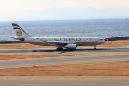 ansett747さんが、中部国際空港で撮影したエティハド航空 A330-243の航空フォト(飛行機 写真・画像)