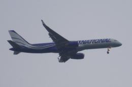 yabyanさんが、中部国際空港で撮影したナショナル・エアラインズ 757-223の航空フォト(飛行機 写真・画像)