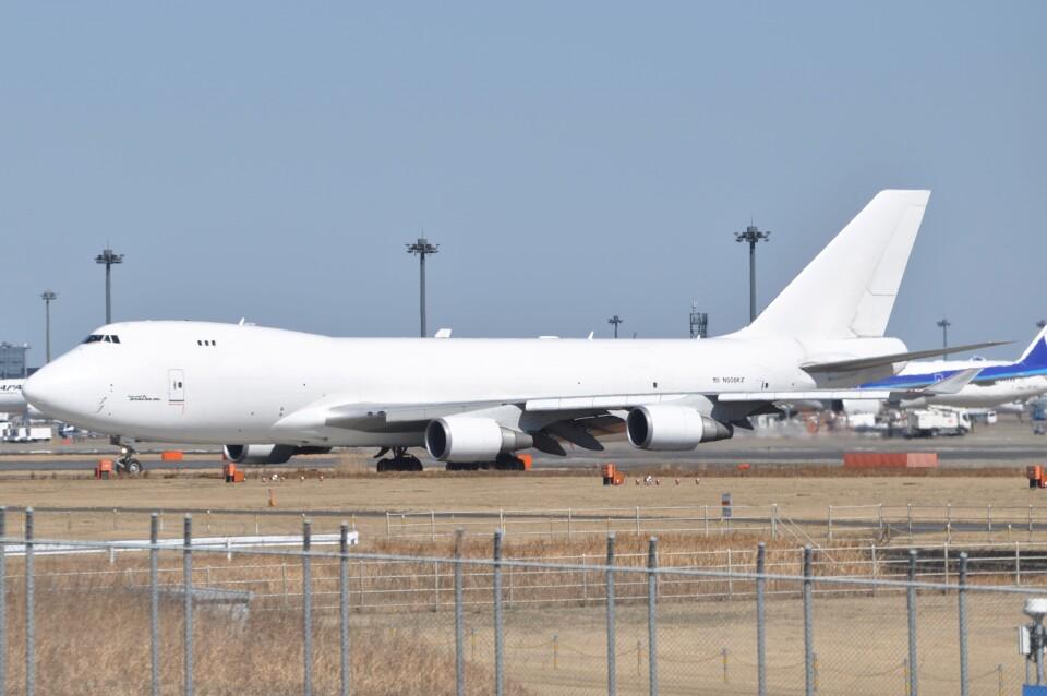 Flying A340さんのアトラス航空 Boeing 747-400 (N508KZ) 航空フォト