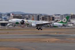 bachi51さんが、福岡空港で撮影したエバー航空 A330-302Xの航空フォト(飛行機 写真・画像)