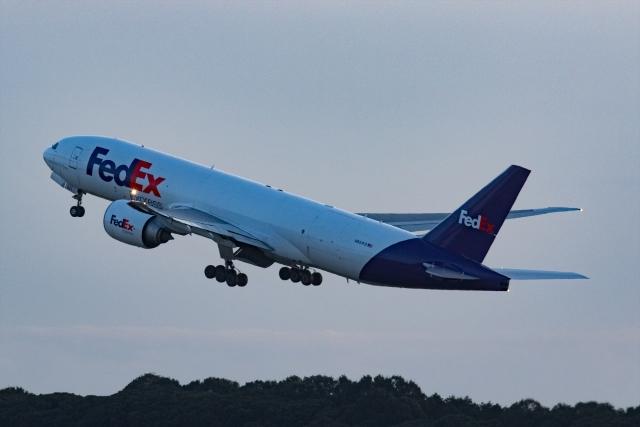 Mochi7D2さんが、成田国際空港で撮影したフェデックス・エクスプレス 777-FS2の航空フォト(飛行機 写真・画像)