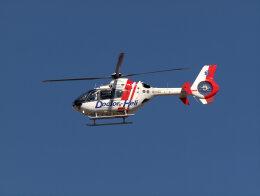jp arrowさんが、名古屋飛行場で撮影した中日本航空 EC135P2の航空フォト(飛行機 写真・画像)