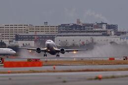 監督さんが、福岡空港で撮影した全日空 737-54Kの航空フォト(飛行機 写真・画像)