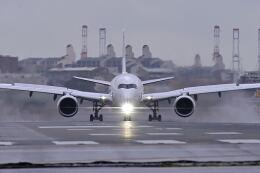 監督さんが、福岡空港で撮影した日本航空 A350-941の航空フォト(飛行機 写真・画像)