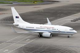 Echo-Kiloさんが、羽田空港で撮影したオーストラリア空軍 737-7DF BBJの航空フォト(飛行機 写真・画像)