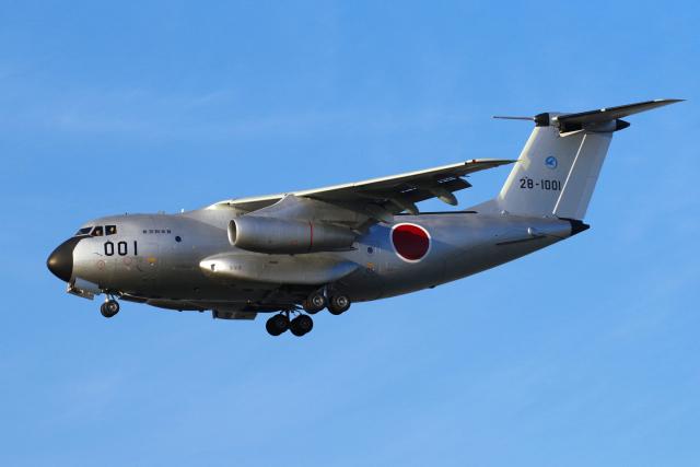 yabyanさんが、岐阜基地で撮影した航空自衛隊 C-1FTBの航空フォト(飛行機 写真・画像)
