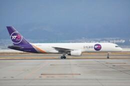 M.Tさんが、関西国際空港で撮影したYTOカーゴ・エアラインズ 757-28S(PCF)の航空フォト(飛行機 写真・画像)