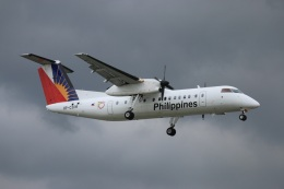 ニヤンさんが、ニノイ・アキノ国際空港で撮影したパル・エクスプレス DHC-8-314Q Dash 8の航空フォト(飛行機 写真・画像)