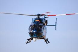 赤ちんさんが、成田国際空港で撮影した千葉県警察 BK117C-2の航空フォト(飛行機 写真・画像)