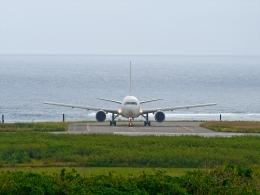 監督さんが、石垣空港で撮影した日本航空 767-346/ERの航空フォト(飛行機 写真・画像)
