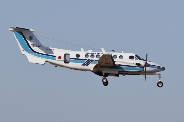 meskinさんが、仙台空港で撮影した海上保安庁 B300の航空フォト(飛行機 写真・画像)