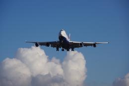 JA8037さんが、ロンドン・ヒースロー空港で撮影したブリティッシュ・エアウェイズ 747-436の航空フォト(飛行機 写真・画像)