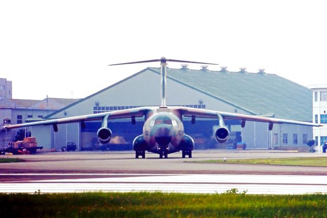 AWACSさんが、入間飛行場で撮影した航空自衛隊 C-1の航空フォト(飛行機 写真・画像)