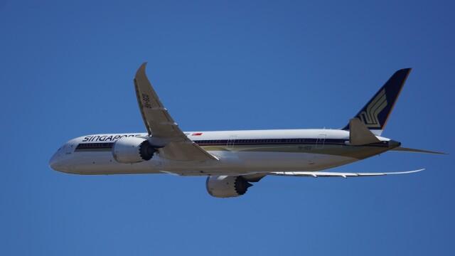 IMP.TIさんが、成田国際空港で撮影したシンガポール航空 787-10の航空フォト(飛行機 写真・画像)
