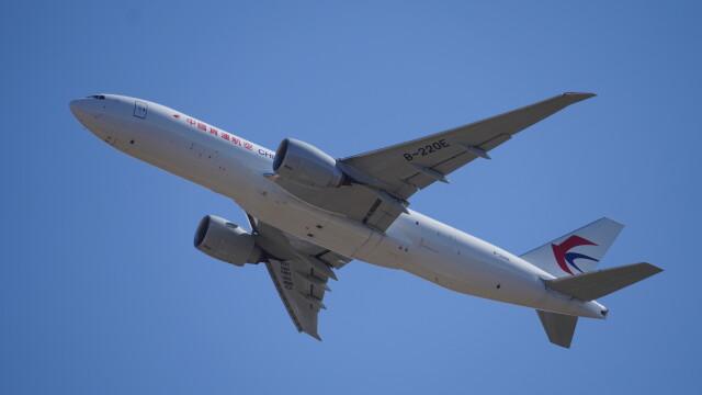 IMP.TIさんが、成田国際空港で撮影した中国貨運航空 777-Fの航空フォト(飛行機 写真・画像)