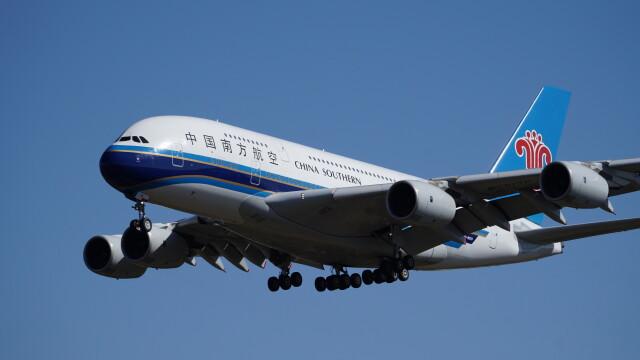 IMP.TIさんが、成田国際空港で撮影した中国南方航空 A380-841の航空フォト(飛行機 写真・画像)
