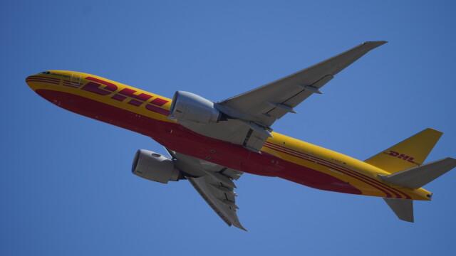 IMP.TIさんが、成田国際空港で撮影したDHL 777-FZNの航空フォト(飛行機 写真・画像)