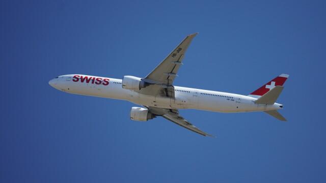 IMP.TIさんが、成田国際空港で撮影したスイスインターナショナルエアラインズ 777-3DE/ERの航空フォト(飛行機 写真・画像)