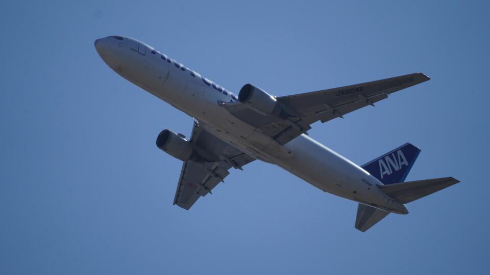 IMP.TIさんの全日空 Boeing 767-300 (JA604F) 航空フォト