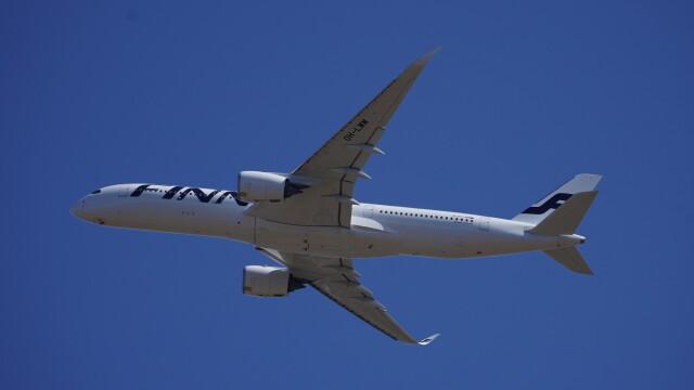 IMP.TIさんが、成田国際空港で撮影したフィンエアー A350-941の航空フォト(飛行機 写真・画像)