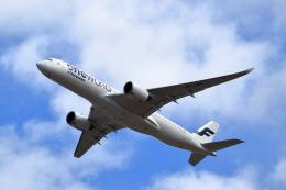 TAKAHIDEさんが、成田国際空港で撮影したフィンエアー A350-941の航空フォト(飛行機 写真・画像)