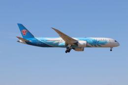 89Xさんが、成田国際空港で撮影した中国南方航空 787-9の航空フォト(飛行機 写真・画像)
