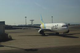 kenzy201さんが、羽田空港で撮影したAIR DO 767-33A/ERの航空フォト(飛行機 写真・画像)