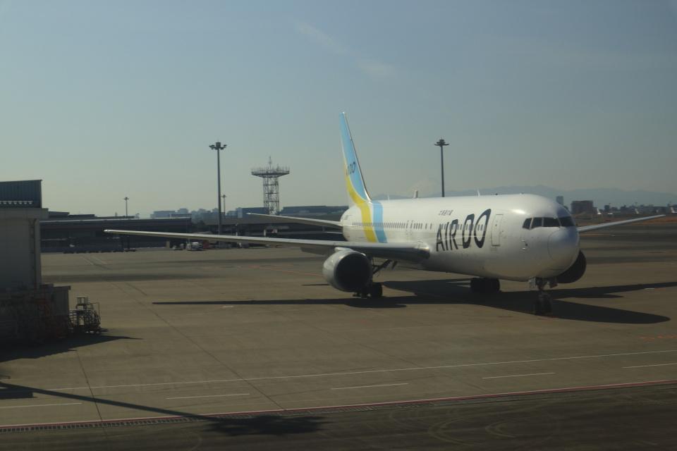 kenzy201さんのAIR DO Boeing 767-300 (JA01HD) 航空フォト